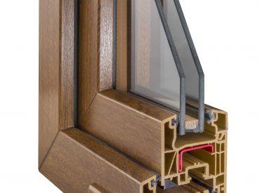 Finestre in PVC – CT 70