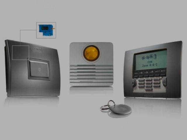 Domotica e Antifurto senza fili - MPM Infissi Certificati