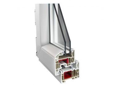 Finestre in PVC – SI 82
